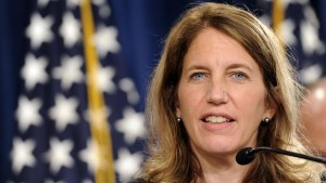 U.S. Health and Human Services Secretary Sylvia Burwell.